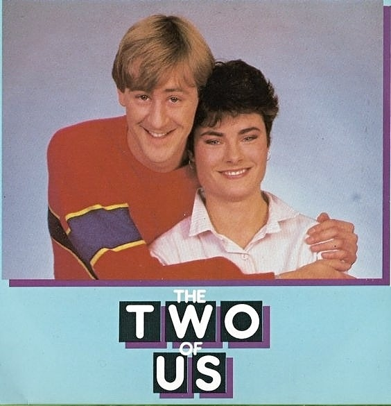 The Two of Us Seasons 1, 2, 3 and 4 starring Nicholas Lyndhurst, Janet Dibley