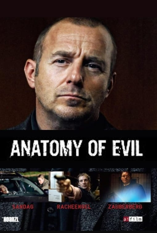 Anatomy of Evil Season 2 with English Subtitles (DVD)