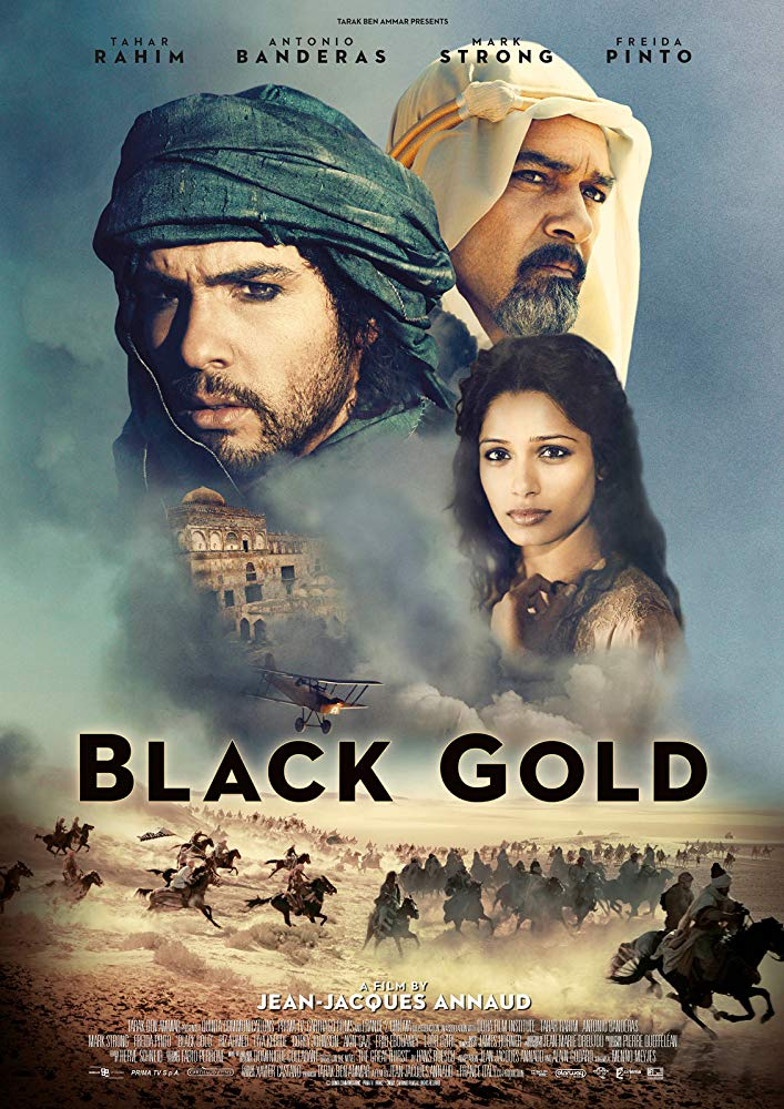 Black Gold (2011) DVD