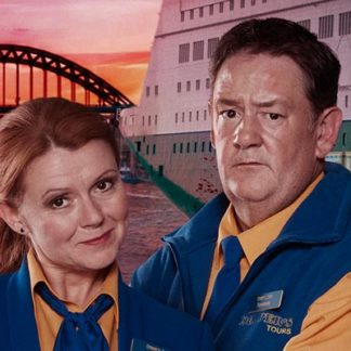 Death on the Tyne (2018) DVD