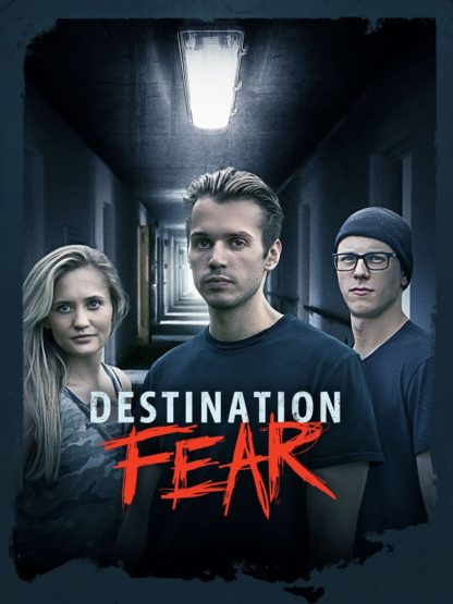 Destination Fear (2019) DVD
