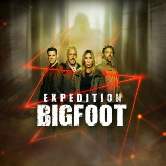 Expedition Bigfoot (2019) DVD