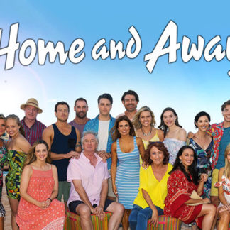 Home and Away (2019) DVD
