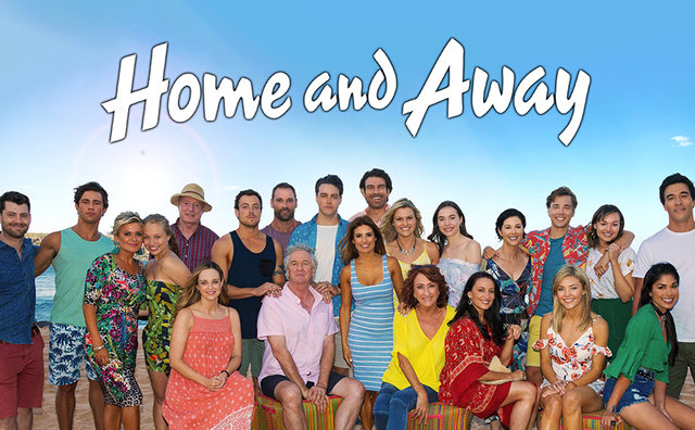 Home and Away Episodes 7116-7225 (2019) on DVD