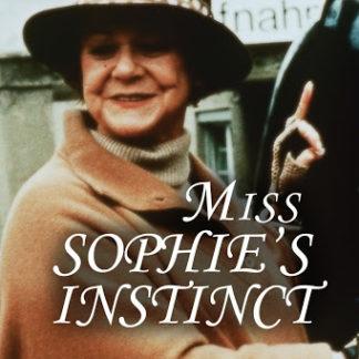 Miss Sophie's Instinct (1997) DVD