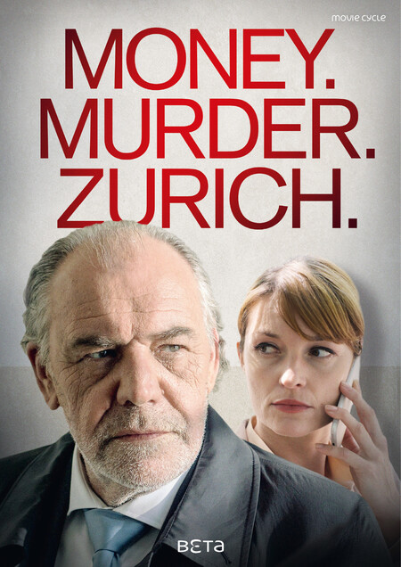 Money Murder Zurich Season 1 with English Subtitles on DVD