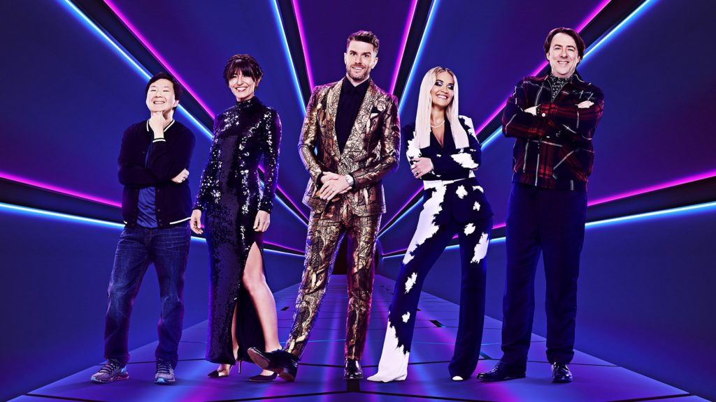 The Masked Singer UK Complete Season 1 (2020)
