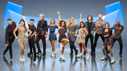 Dancing on Ice (2020) DVD