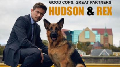 Hudson & Rex Season 2 (DVD)