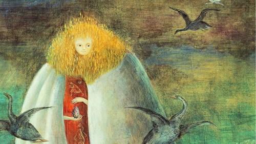 Leonora Carrington The Lost Surrealist (2017) DVD