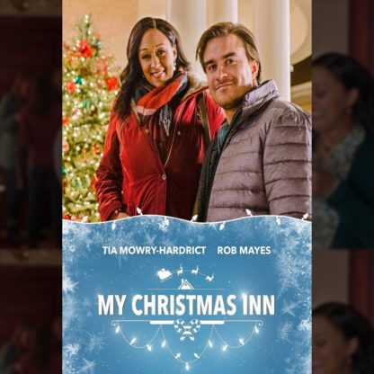 My Christmas Inn (2018) DVD