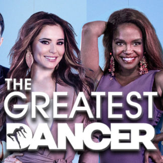 The Greatest Dancer Season 2 DVD