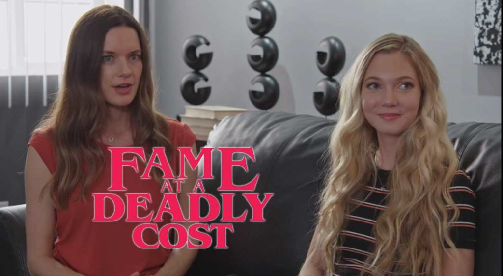 Fame at a Deadly Cost (2020) DVD