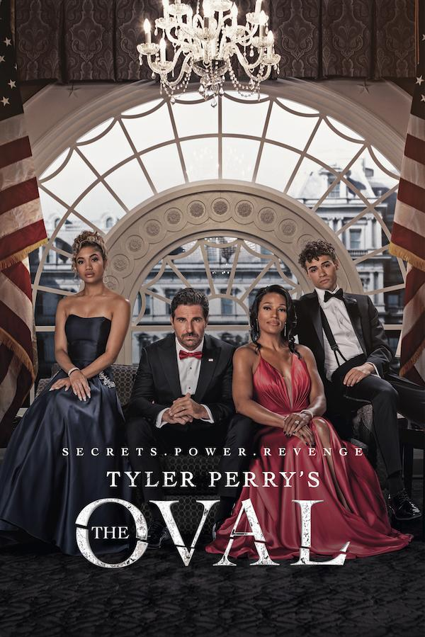 The Oval (2019) DVD