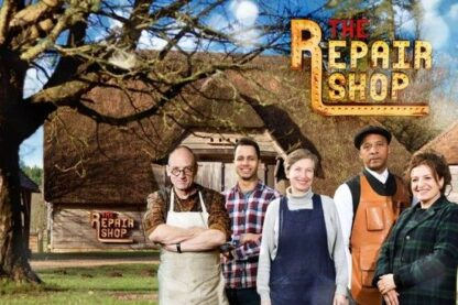 The Repair Shop (DVD)
