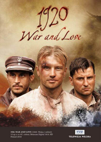 1920 - War and Love (DVD)