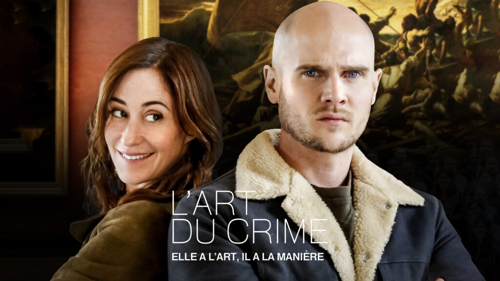 The Art of Crime Season 2 (DVD)