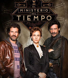 The Ministry of Time Season 4 (DVD)