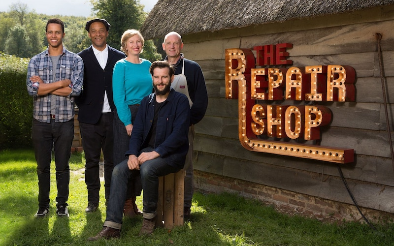 The Repair Shop Season 7 (DVD)