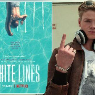 White Lines (2020) DVD