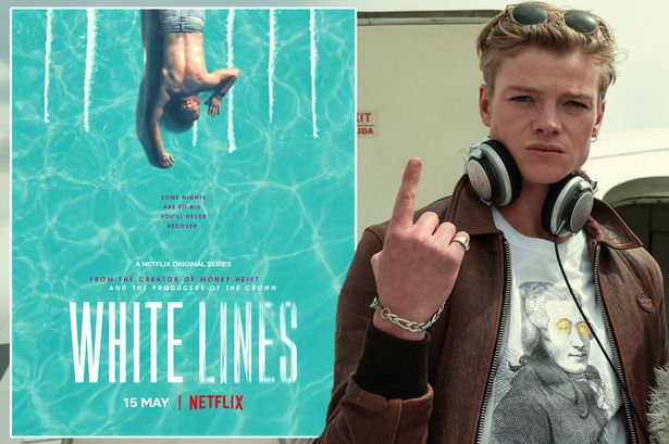 White Lines (2020) DVD